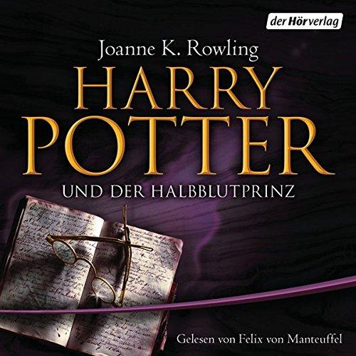HARRY POTTER & DER HALBBL - RO: Rowling, J.K.