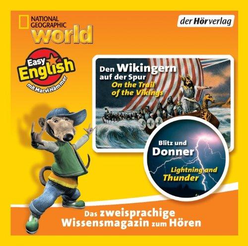 9783867170833: Marvi Hämmer - Den Wikingern auf der Spur / Blitz und Donner: On the Trail of the Vikings / Lightning and Thunder