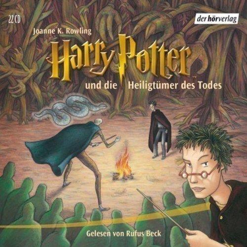 Harry Potter und die Heiligtümer des Todes: Joanne K. Rowling