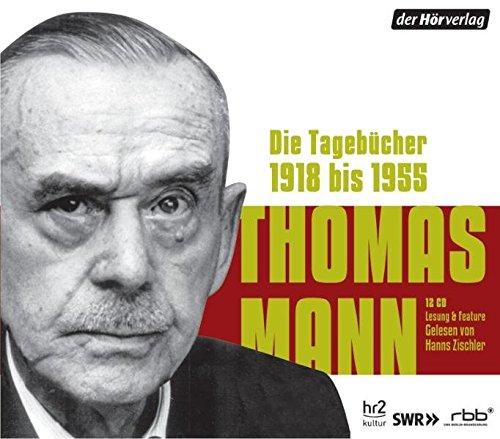 9783867172424: Die Tagebücher. 1918 bis 1955
