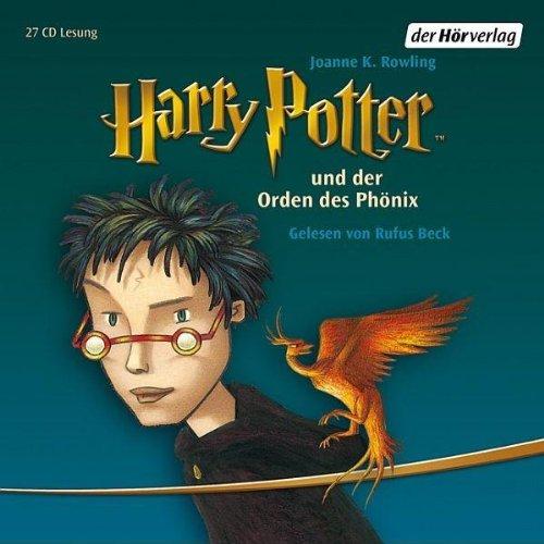 Harry Potter 5 und der Orden des: Rowling, Joanne K.