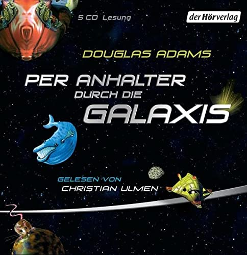 Per Anhalter durch die Galaxis: Douglas Adams