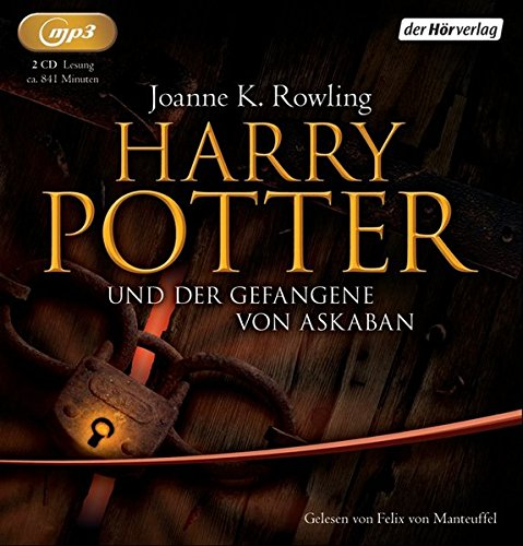 9783867173803: Harry Potter 3 und der Gefangene von Askaban. Ausgabe f�r Erwachsene