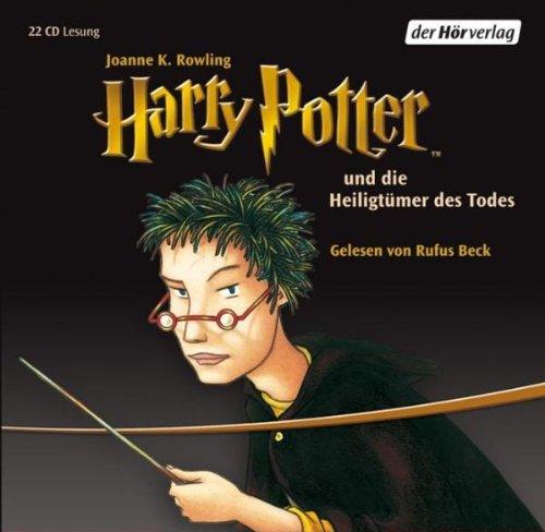 9783867174466: Harry Potter 7 und die Heiligtümer des Todes