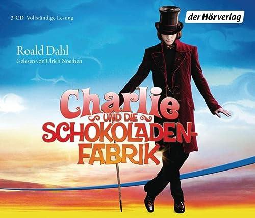 Charlie und die Schokoladenfabrik: Roald Dahl