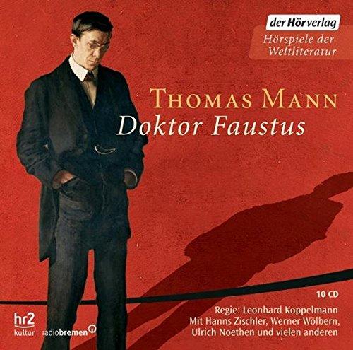 DOKTOR FAUSTUS - AUDIOBOOK: Mann, Thomas