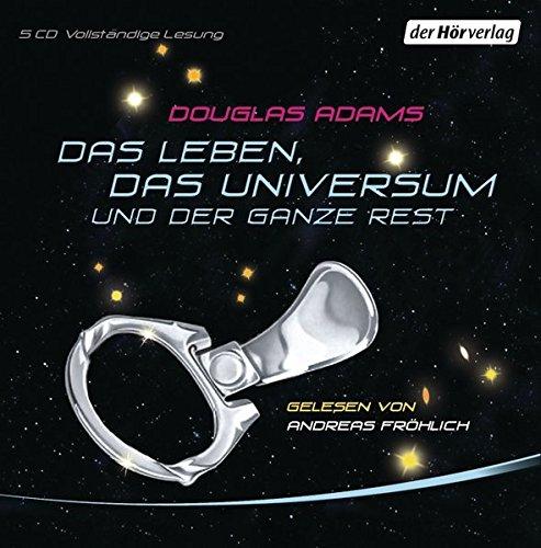 Das Leben, das Universum und der ganze Rest (Per Anhalter durch die Galaxis, Band 3) - Adams Douglas, Fröhlich Andreas, Schwarz Benjamin