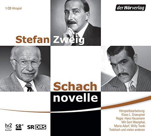 9783867176125: Schachnovelle