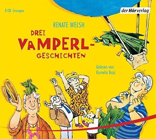9783867176262: Drei Vamperl Geschichten