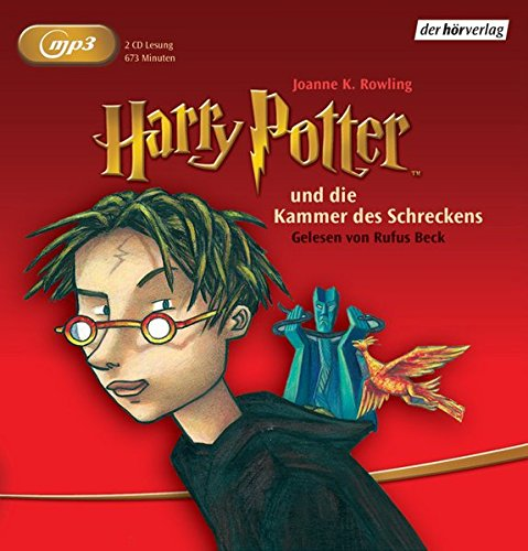HARRY POTTER & DIE KAMMER - RO: Rowling, J.K.