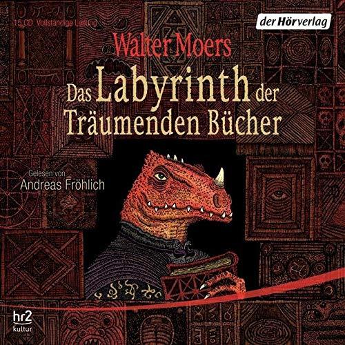 Das Labyrinth der träumenden Bücher: Walter Moers