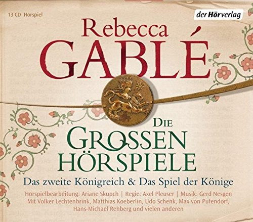 Die gro�en Hörspiele, Audio-CDs
