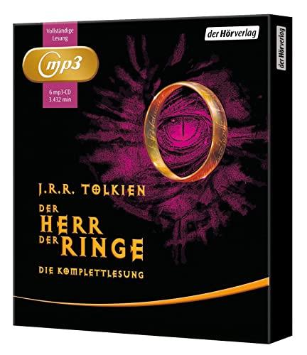 9783867178181: (1-3/Mp3)Herr der Ringe