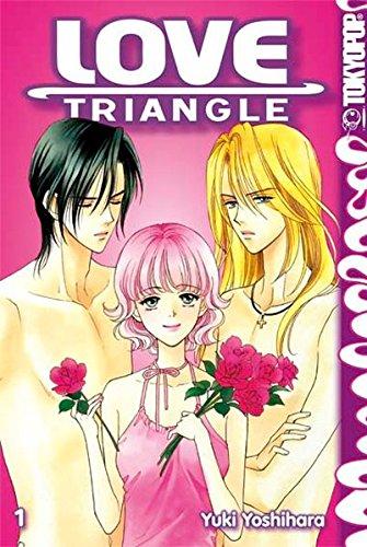 9783867191210: Love Triangle - Aisuru Hito 01