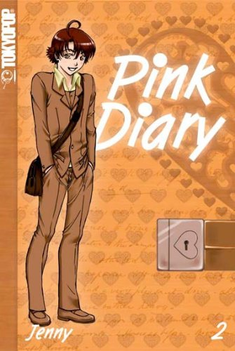 9783867193023: Pink Diary 02