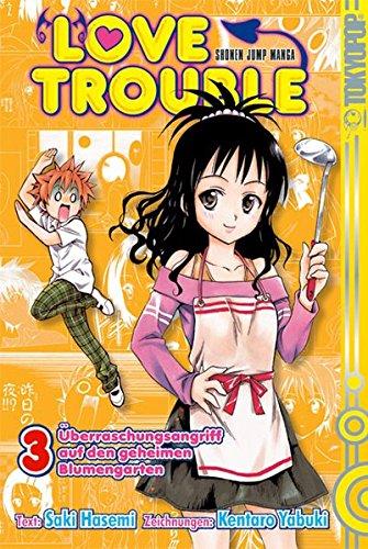 Love Trouble 03: Hasemi, Saki