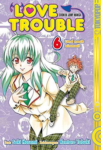 Love Trouble 06: Hasemi, Saki