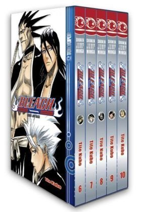 9783867195904: Bleach Starter Kit 2: Band 6-10