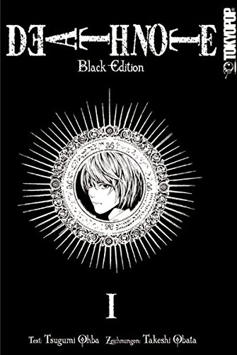 9783867196710: Death Note Black Edition 01