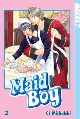 9783867197335: Maid Boy 02