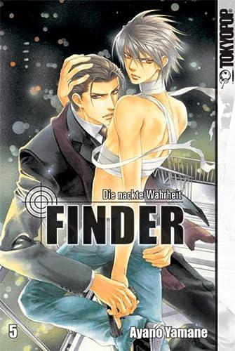 Finder 05: Abschlussband: Yamane, Ayano