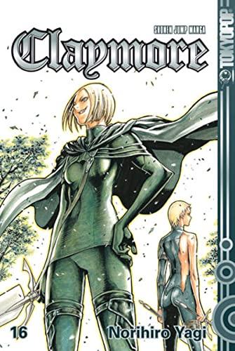 Claymore 16: Klagende Erde: Yagi, Norihiro