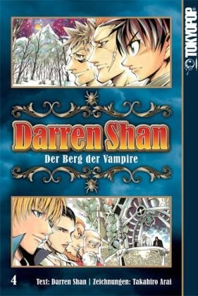 9783867198752: Darren Shan 04: Der Berg der Vampire