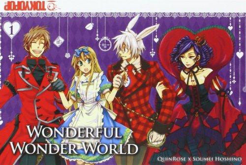 9783867199131: Wonderful Wonder World 01