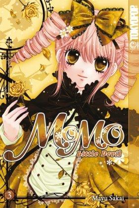 9783867199360: Momo - Little Devil 03