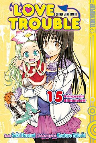 Love Trouble 15: Prinzessin Blütenblatt: Hasemi, Saki