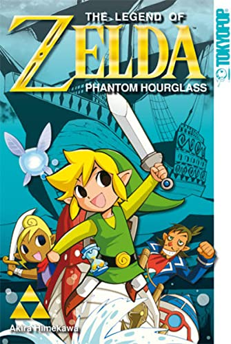 9783867199834: The Legend of Zelda 10 - Phantom Hourglass