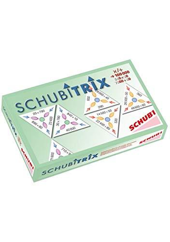 9783867230506: SCHUBITRIX Mathematik - Multiplikation und Division mit großen Zehnerzahlen by