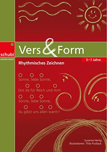 9783867231442: Vers & Form: Rhythmisches Zeichnen