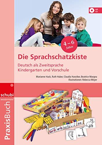 9783867231541: Deutsch als Fremdsprache: Sprachschatzkiste, Praxisbuch. Praxisbücher. 4 - 8 Jahre