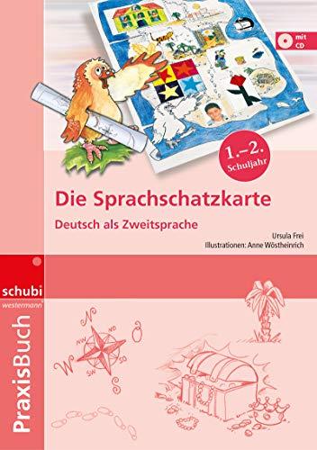 9783867232517: Deutsch als Zweitsprache: Die Sprachschatzkarte