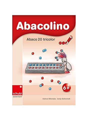 9783867233477: Abacolino - Abaco 20 tricolor - Arbeitsheft
