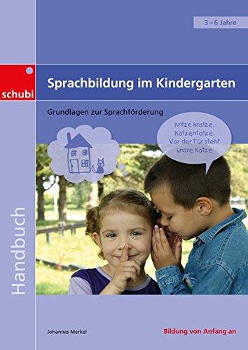 9783867235402: Sprachbildung im Kindergarten