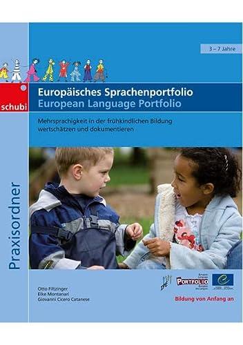 9783867237697: Europäisches Sprachenportfolio