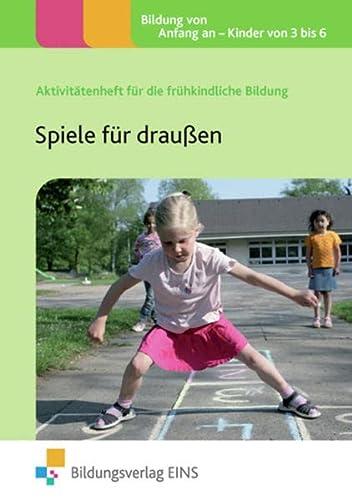 9783867238861: Spiele für draußen: Handbuch
