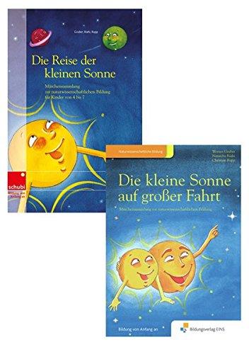 9783867239523: Die Reise der kleinen Sonne & Die kleine Sonne auf großer Fahrt: 2 Märchenbücher