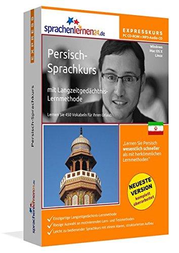 9783867250313: Sprachenlernen24.de Persisch (Farsi)-Express-Sprachkurs CD-ROM f�r Windows/Linux/Mac OS X + MP3-Audio-CD f�r Computer/MP3-Player/MP3-f�higen CD-Player (Livre en allemand)