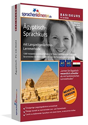 9783867253413: Sprachenlernen24.de Ägyptisch-Basis CD-ROM: PC CD-ROM für Windows/Linux/Mac OS X (Livre en allemand)