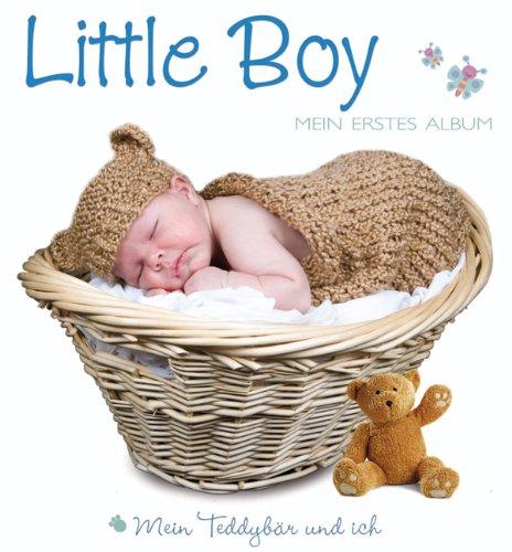 9783867261890: Little Boy - Mein erstes Album: Mein Teddyb�r und ich