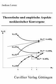 Theoretische und empirische Aspekte neoklassischer Konvergenz: Andreas Lorenz