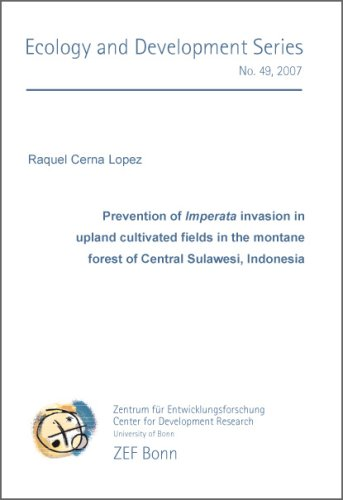 Prevention of Imperata invasion in upland cultivated fields in the montane forest of Central ...