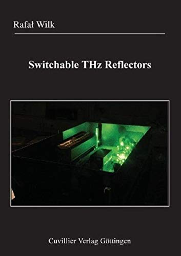 9783867273152: Switchable THz Reflectors