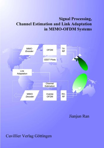 Signal Processing, Channel Estimation and Link Adaptation