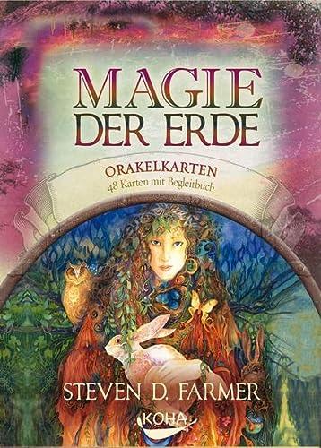 9783867281737: Magie der Erde: Orakelkarten