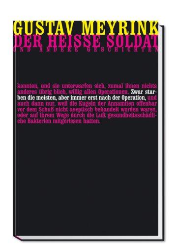 9783867300308: Der heisse Soldat und andere Geschichten
