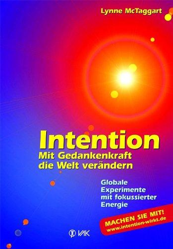 9783867310840: Intention